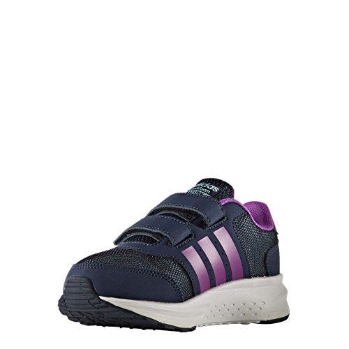 adidas CLOUDFOAM SATURN CMF C - Zapatillas de deportepara niños, Azul - (MARUNI/PURSHO/AGUCLA), 28