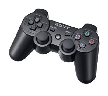 DualShock 3 PS3 controller Black (PS3)