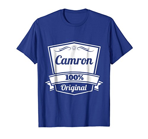 Camron Gift Shirt / Camron Personalized Name Birthday TShirt
