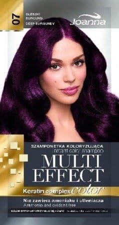 Joanna Tinte para colorear multiefecto 07 Deep Borgoña 35g