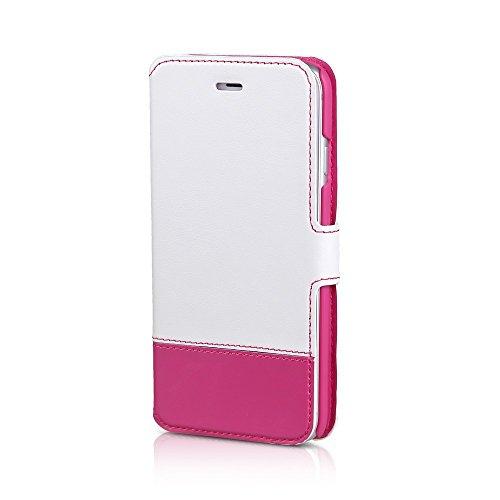 ITSKINS IAPH6-ANGEL-WHPK Angel Schutzhülle für Apple iPhone 6 weiß/pink