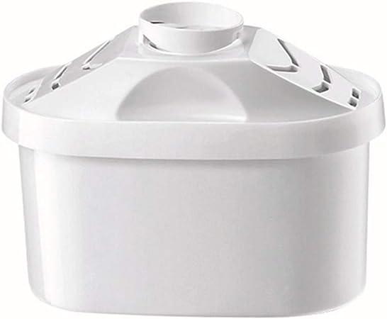 UPKOCH cántaro de Agua filtros de Repuesto Cartucho hervidor de Agua Jarra de purificación núcleo de purificador para Agua Mineral alcalina ionizador Jarra 1pc (Blanco): Amazon.es: Hogar