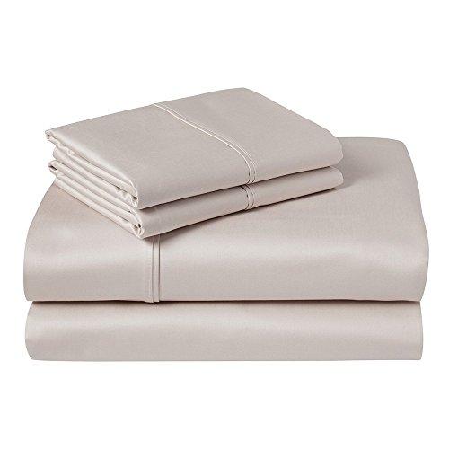 1000 Thread Count Sheet Set   100% Premium Long-Staple Co...