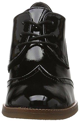 018 Marco Damen Patent Black 23300 Kurzschaft Schwarz Tozzi Stiefel 7Rw8qxH7