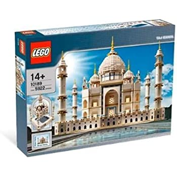 Lego 10189 Taj Mahal Model (Discontinued by manufacturer)