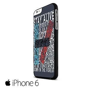 Twenty One Pilots iPhone 4 4s Case