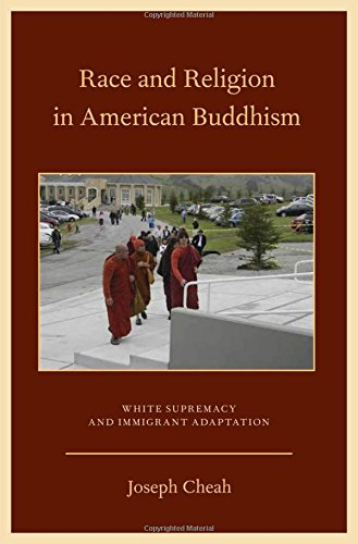 Race and Religion in American Buddhism: White Supremacy and Immigrant Adaptation (AAR ACADEMY SER)