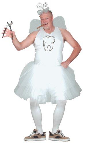 Tooth Fairy Adult Costume - Plus