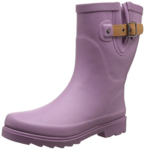 Chooka Women's Mid-Height Rain Boot, Lavender, 7 M US