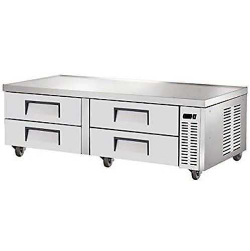 Chef Base Chefs Refrigerator Refrigerated Grill Stand Draw CB72 NSF (Refrigerated Stand Chef Base)