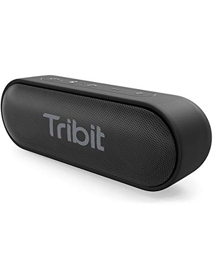 "{     ""DisplayValue"": ""Tribit XSound Go Bluetooth Speakers - 12W Portable Speaker Loud Stereo Sound, Rich Bass, IPX7 Waterproof, 24 Hour Playtime, 66 ft Bluetooth Range & Built-in Mic Outdoor Party Wireless Speaker"",     ""Label"": ""Title"",     ""Locale"": ""en_US"" }"