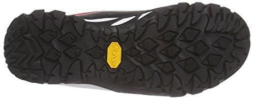 Alpina 680350 - Zapatillas de senderismo Unisex adulto Rojo - rojo