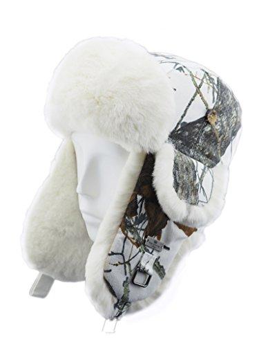 FUR W (Childs White Rabbit Hat)