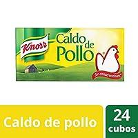 Knorr Caldo de Pollo 24 Cubos