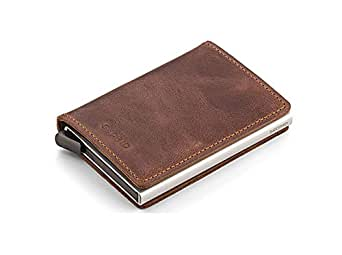 Secrid Slimwallet Leather Vintage Brown