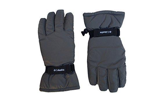 Columbia Boys Y Core Gloves (Small, Grey (1813111030) / Black)