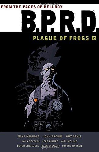 B P R D Plague Frogs Mike Mignola product image