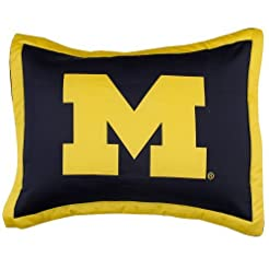 College Covers Michigan Wolverines Print...