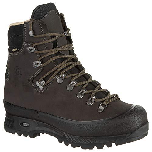 Hanwag Mens Trekking Shoes Alaska GTX Asche (Size: 47) Half Boots