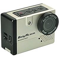 BA-101 BA-201 Boly Action Camera (Black)