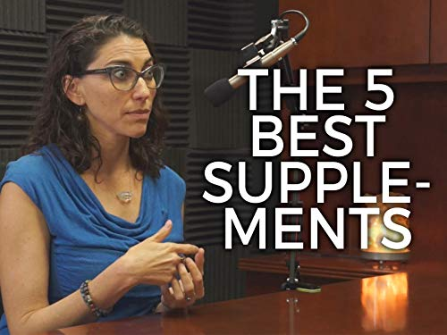 The 5 Best Supplements for Health and Wellness with Dr. Ashley Maltz