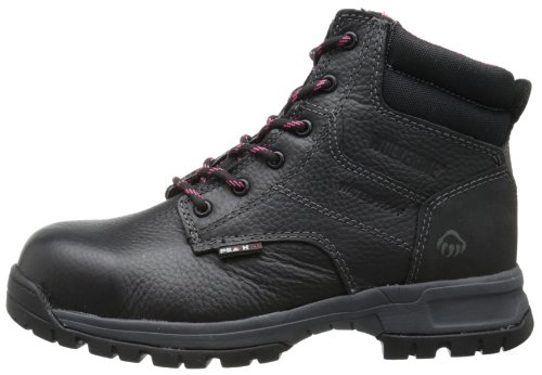 Wolverine Women's Piper Comp Safety Toe Boot,Black,9 W US by Wolverine (Image #5)