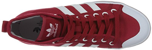 adidas, Sneaker donna rosso Red