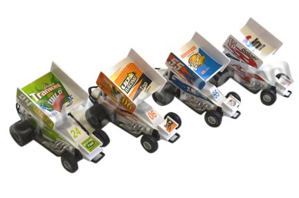 Die Cast Sprint Car Inch product image