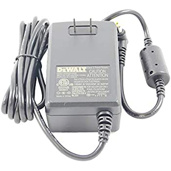 Porter Cable OEM 5140174-62 replacement radio ac adapter PCC771B