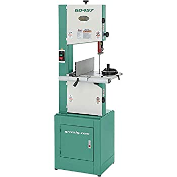 """Grizzly G0457 Deluxe Bandsaw, 14"""""""