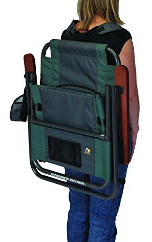 GCI Outdoor Wilderness Recliner Backpack Outdoor Chair