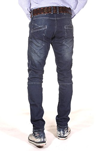 DIFFER Stretchjeans slim fit (blau)