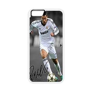 """Unique Design -ZE-MIN PHONE CASE For Apple Iphone 6,4.7"""" screen Cases -Cristiano Ronaldo Wallpaper Design Pattern 20"""