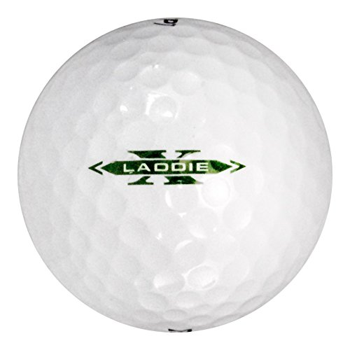Bridgestone 60 Precept Laddie Extreme - Value (AAA) Grade - Recycled (Used) Golf Balls by Bridgestone