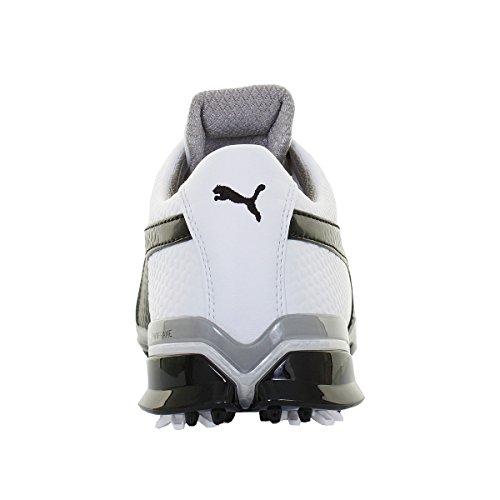 Puma Titantour Ignite - white-black-drizzle
