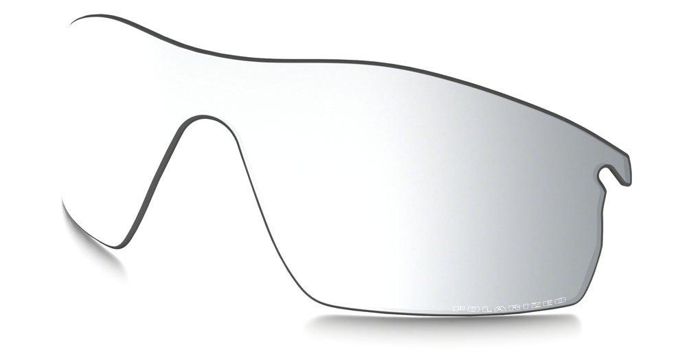 Oakley Radarlock Pitch Replacement Lenses Chrome Iridium Polarized by Oakley