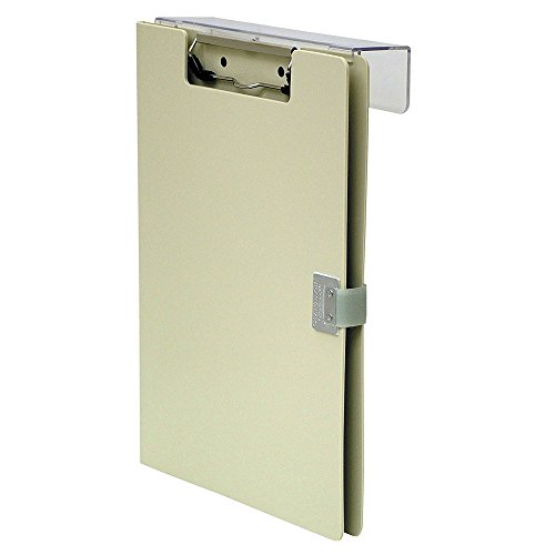 (PDC Healthcare PCB603 Clipboard Overbed with Lock, 50 Page Capacity, 10