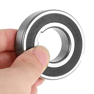 New 1pcs CSK25PP One Way Dual Keyway  Bearing 25*52*15mm