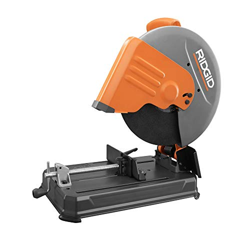 Ridgid ZRR4142 15 Amp 14 in. Cut-Off Machine (Certified Refurbished)