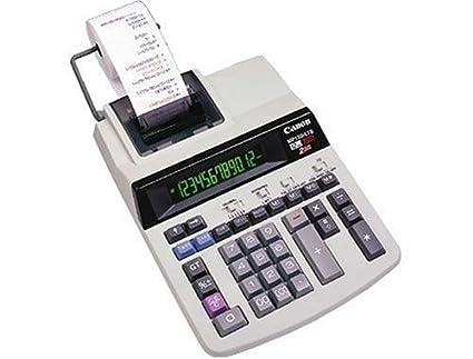 Canon MP120 de lts - Calculadora (Impresora: Amazon.es: Oficina y ...