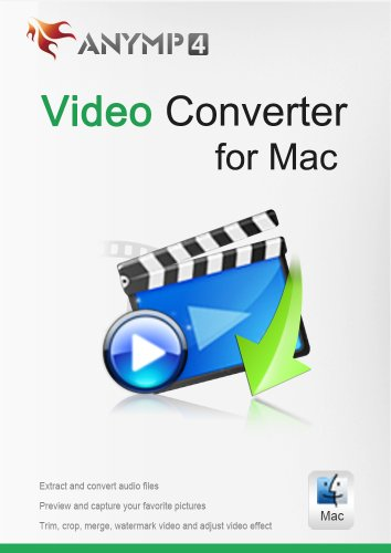 AnyMP4 Video Converter for Mac Lifetime License – Convert any video in 4K/HD/SD and enhance video quality on Mac [Download] by  ISHINE SOFTWARE CO., LIMITED