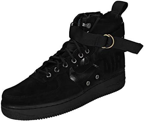 Nike Sf Af1 Mid Shoes For Men, Black