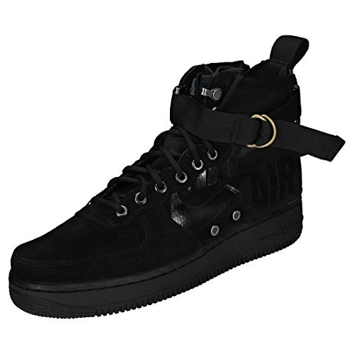 Uomo Shoe SF Multicolore Basse Black Force Mid Ginnastica 008 Cool Men's da 1 Grey Air Scarpe Black NIKE nRYP1wHqxF
