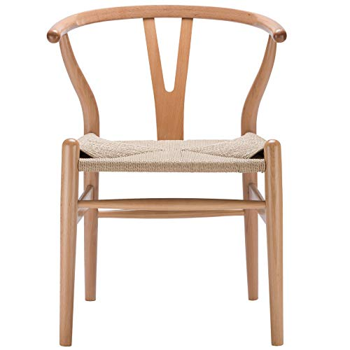 Poly and Bark Weave Chair in Natural (Set of 2) by Poly and Bark (Image #3)