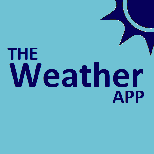 The Weather App   Live  Full Screen Weather Information