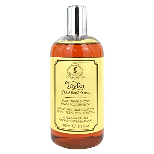 Sandalwood Hair & Body Shampoo, 6.8 oz
