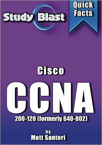 Cisco Ccna 200-120 Book