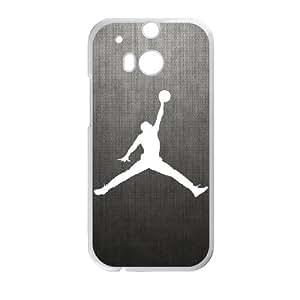 Personalized Creative Desktop Air Jordan For HTC One M8 LOSW892209