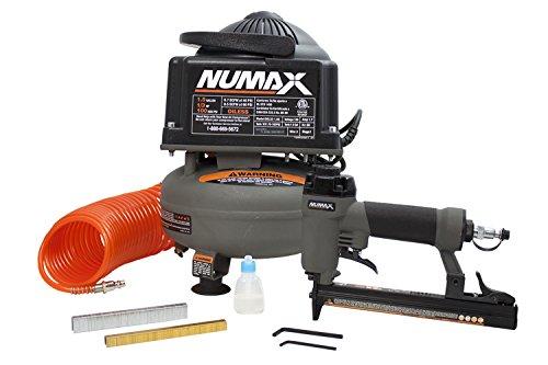Numax SC22USCK Upholstery Stapler/ Compressor Kit