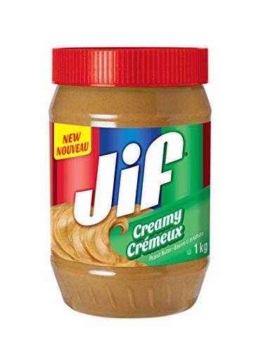 Jif Creamy Peanut Butter, 1 Kilogram
